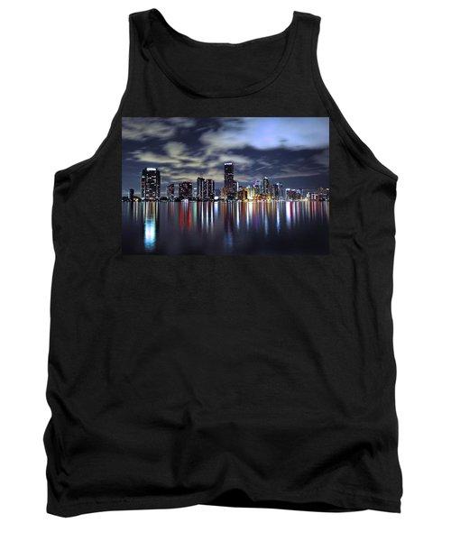 Miami Skyline Tank Top