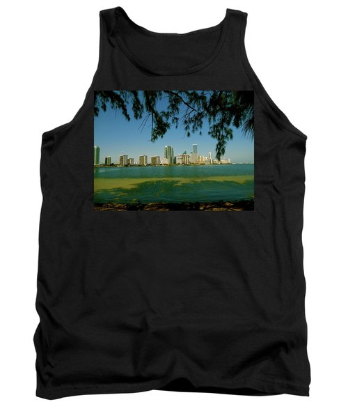 Miami Skyline Tank Top