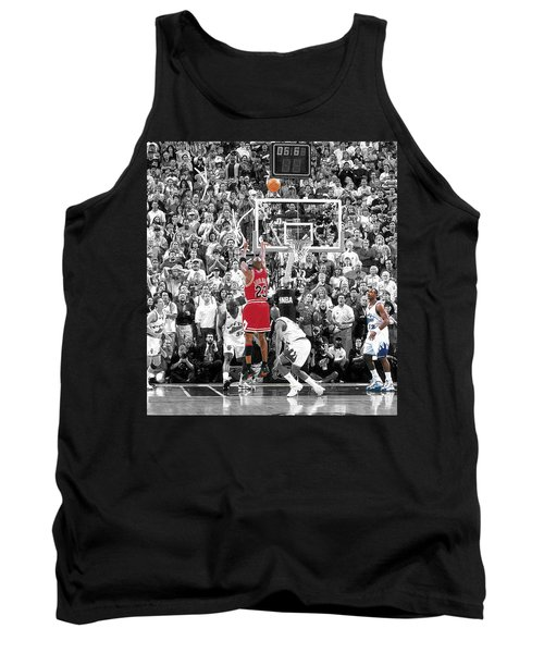 Michael Jordan Buzzer Beater Tank Top