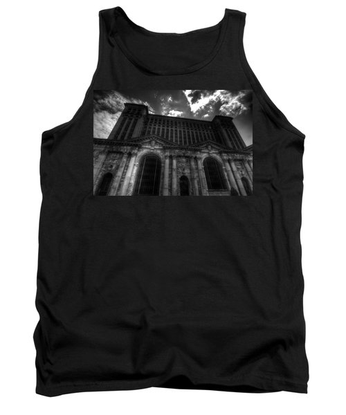 Michigan Central Station Highrise Tank Top