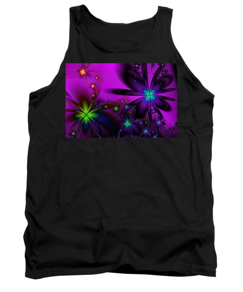 Midnight At The Oasis Tank Top