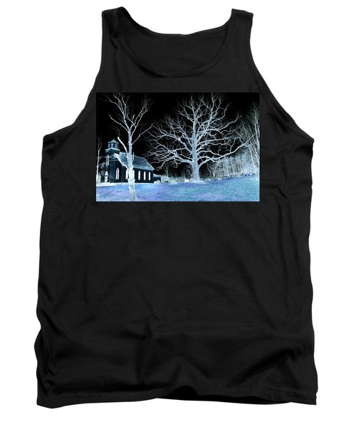Midnight Country Church Tank Top
