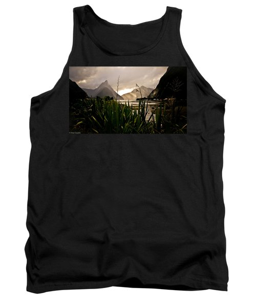 Milford Sound Tank Top