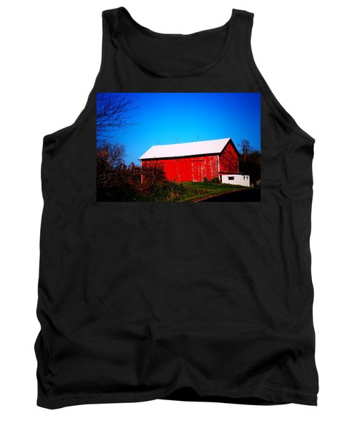 Milk House And Barn Tank Top