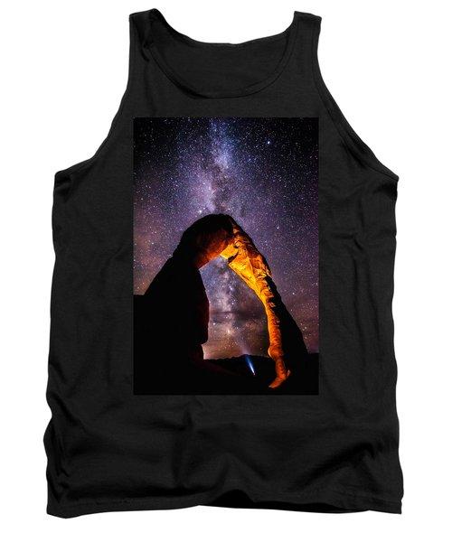 Milky Way Explorer Tank Top