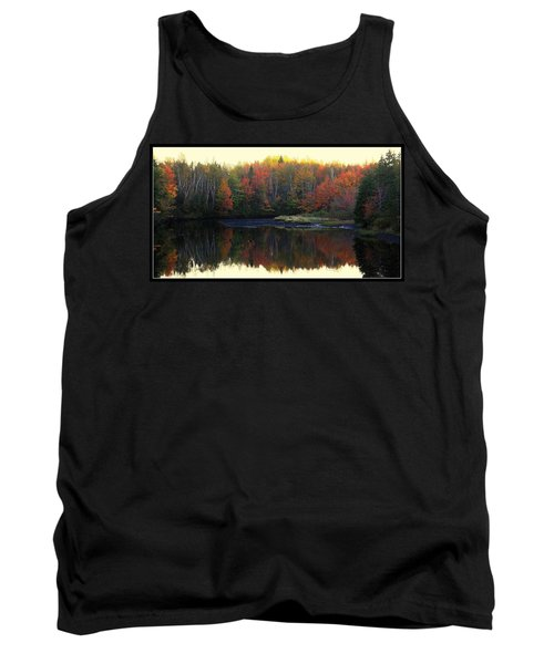 Mill Damm Tank Top by Jason Lees