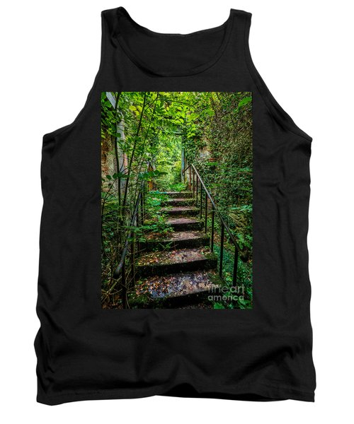 Mind Your Step Tank Top