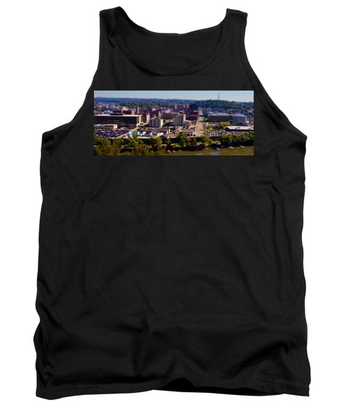 Mini Downtown Parkersburg Tank Top by Jonny D