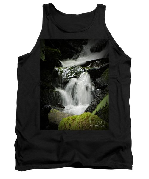 Mini Waterfall 2 Tank Top by Chalet Roome-Rigdon