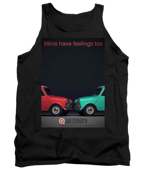 Minis Have Feelings Too Tank Top