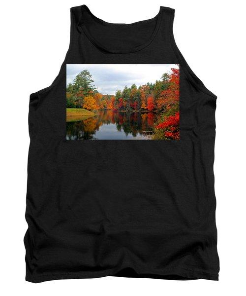 Mirrored Lake Tank Top