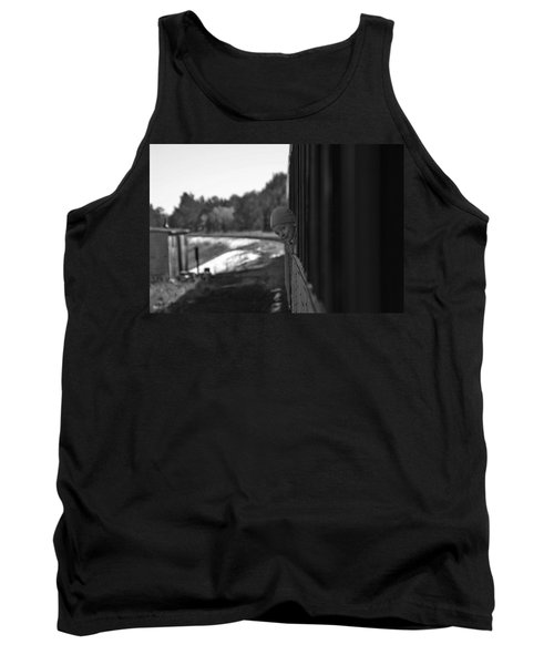 Tank Top featuring the photograph Mischief by Jeremy Rhoades