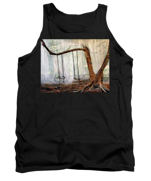 Missing Children Tank Top by Marilyn  McNish
