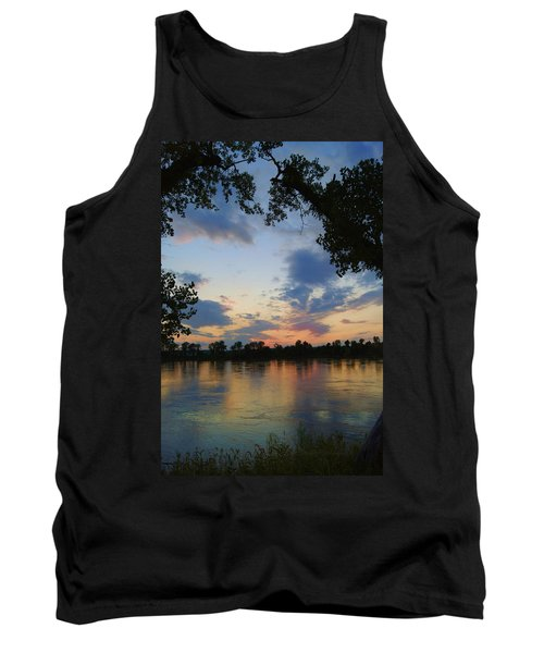 Missouri River Glow Tank Top