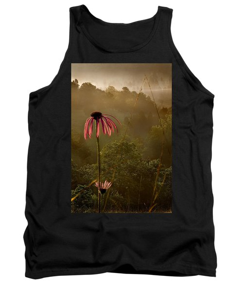 Mist On The Glade Tank Top