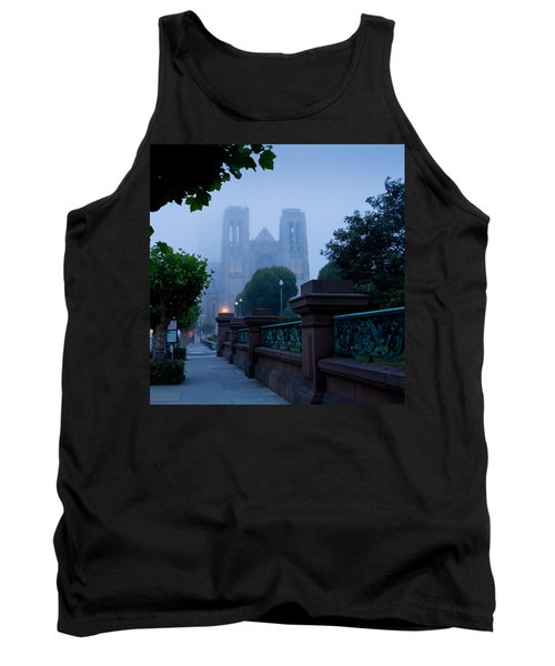 Misty Blues Tank Top