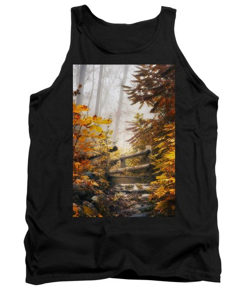 Misty Footbridge Tank Top