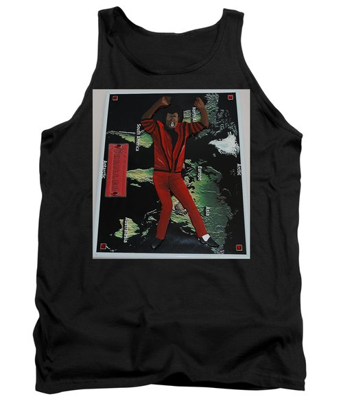Mj Thriller Tank Top