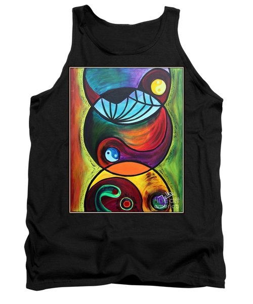 Molecules Of Emotion Tank Top