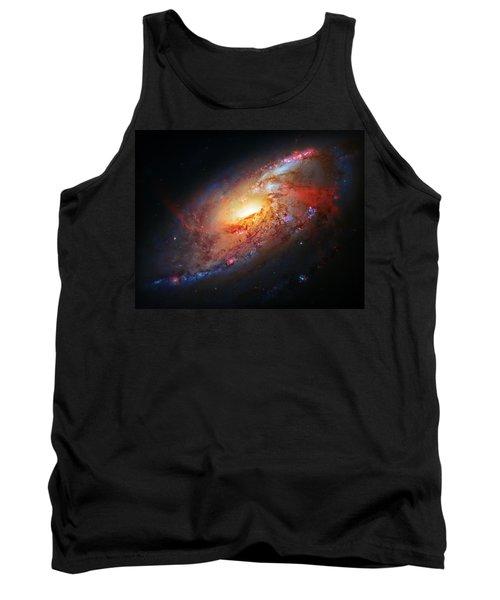 Molten Galaxy Tank Top