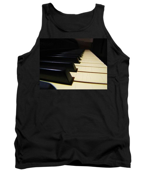 Tank Top featuring the photograph Moment Of Silence by Greg Simmons