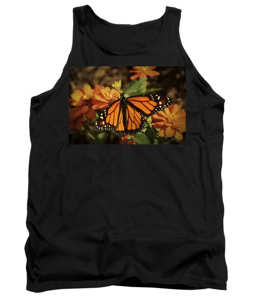 Monarch Spotlight. Tank Top