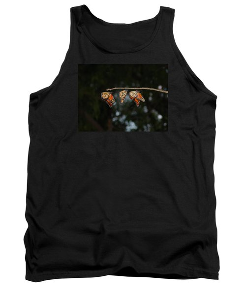 Monarch Trio Tank Top