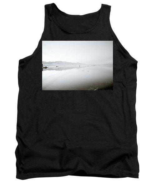 Mono Lake Serenity Tank Top by Shaun Higson