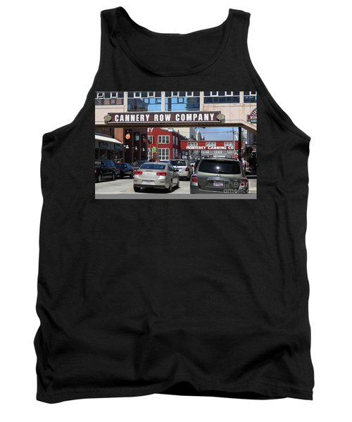 Monterey Cannery Row California 5d25030 Tank Top