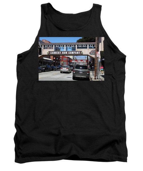 Monterey Cannery Row California 5d25031 Tank Top