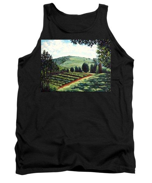 Monticello Vegetable Garden Tank Top