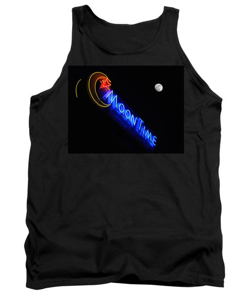 Moon Over Moon Time Tank Top