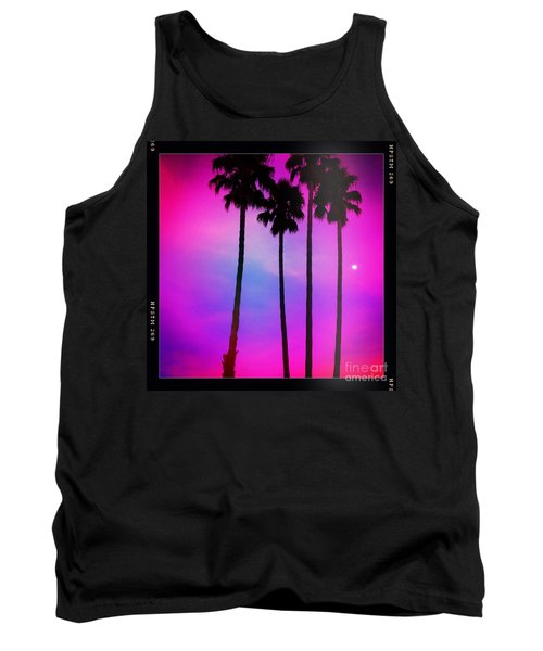 Moon Palms Tank Top