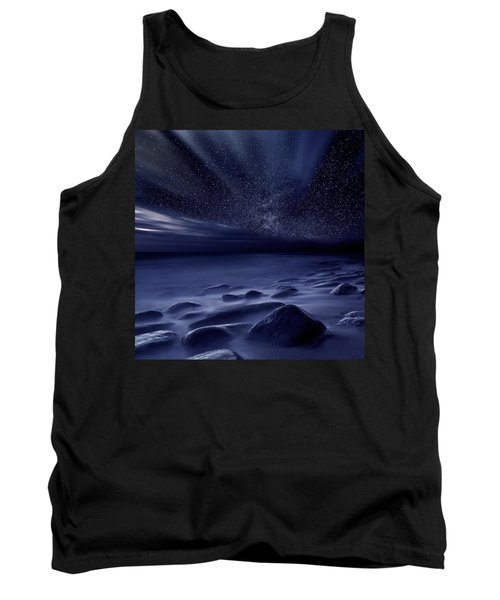 Moonlight Tank Top by Jorge Maia
