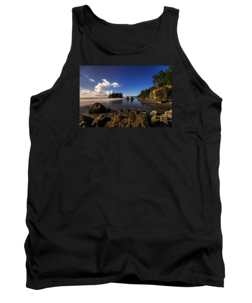 Moonlit Ruby Tank Top by Chad Dutson