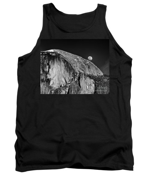 Moonrise Over Half Dome Tank Top