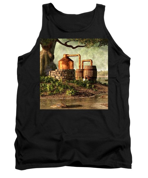 Moonshine Still 1 Tank Top