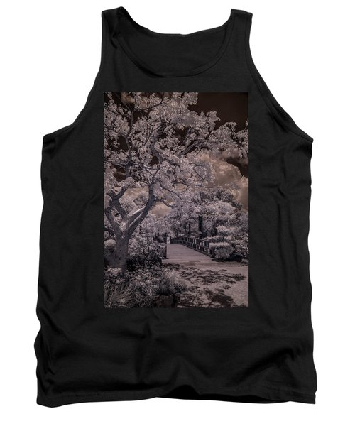 Morikami Gardens - Bridge Tank Top