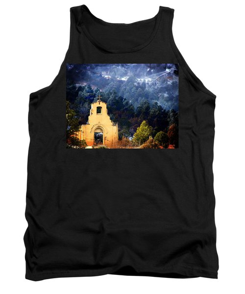 Morley Mission 1917 Colorado Tank Top by Barbara Chichester