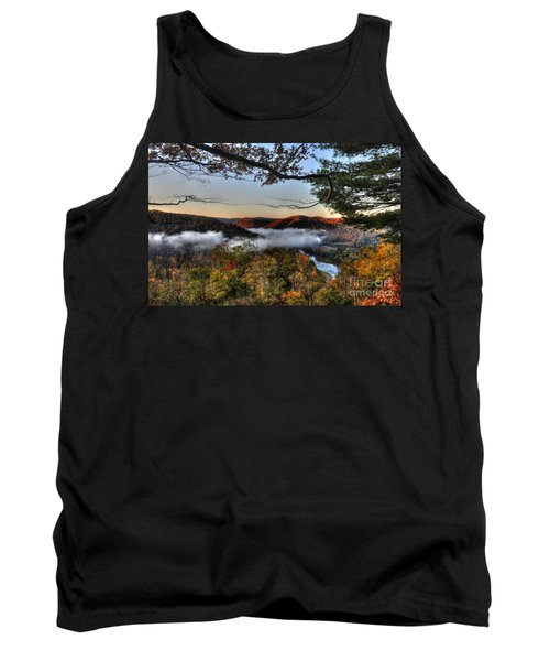 Morning Cheat River Valley Tank Top