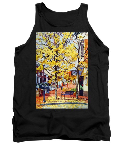 Morning Delivery Tank Top