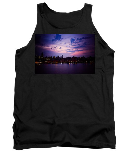 Tank Top featuring the photograph Morning Glory by Sara Frank