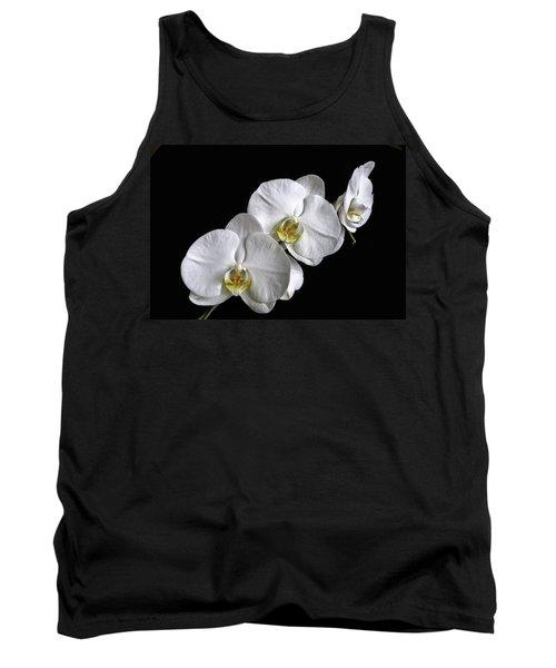 Moth Orchid Trio Tank Top