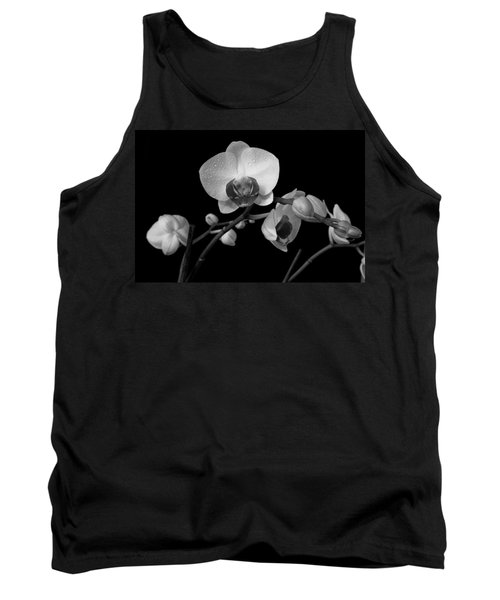 Tank Top featuring the photograph Moth Orchids by Ron White
