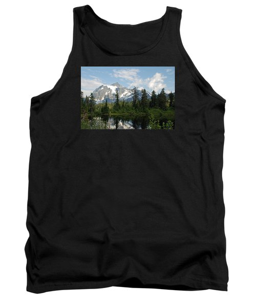 Mount Baker  Tank Top