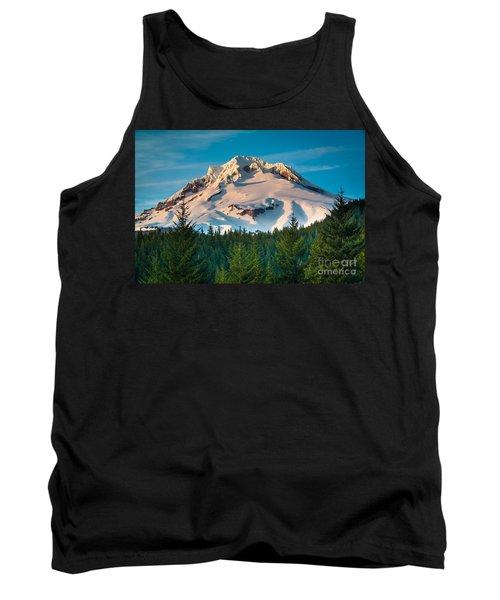 Mount Hood Winter Tank Top