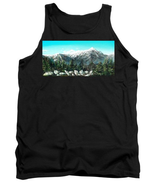 Mount Washington Tank Top