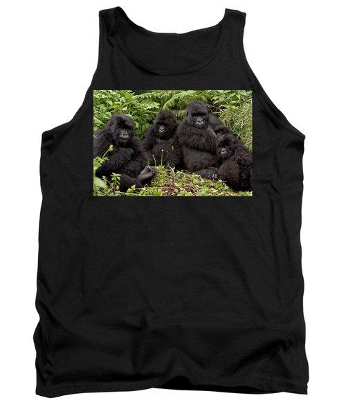 Mountain Gorilla Susa Group Tank Top