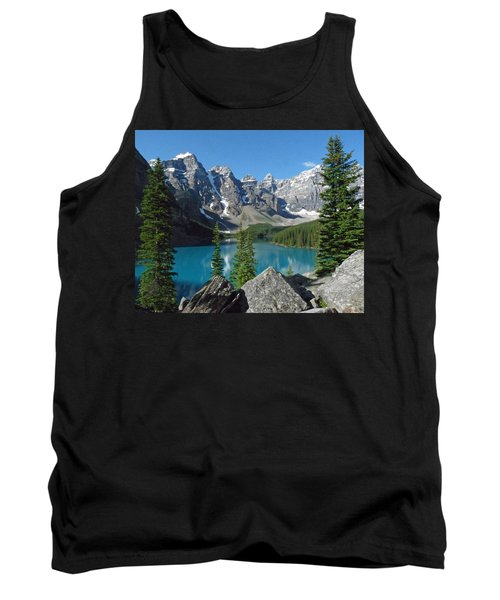 Mountain Magic Tank Top