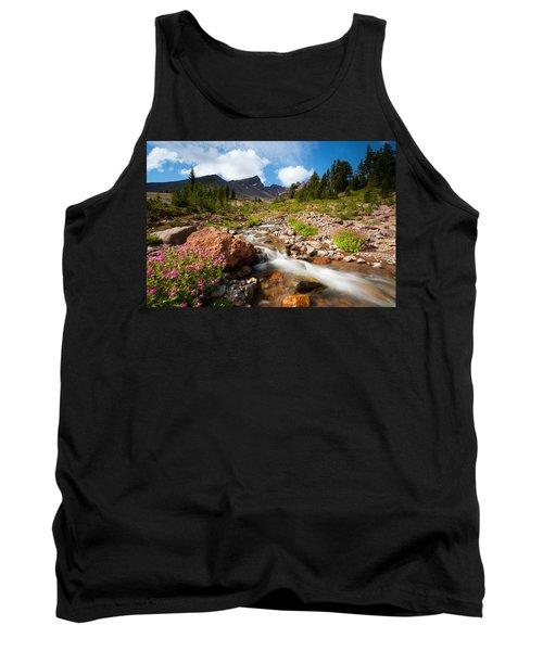 Mountain Runoff Tank Top
